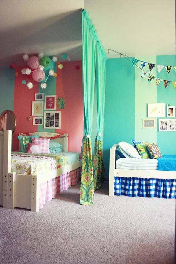Best 21 Brilliant Ideas For Boy And Girl Shared Bedroom With Pictures