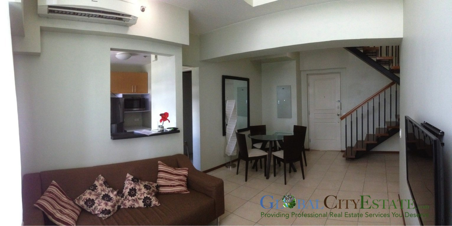 Best 3 Bedroom Loft Bi Level Apartment For Rent In Two Serendra With Pictures