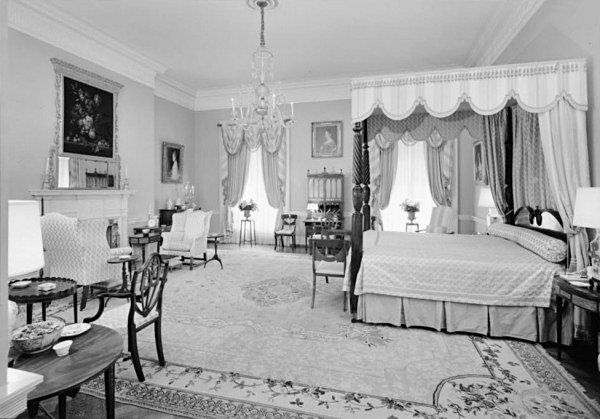 Best Queens Bedroom White House Museum With Pictures