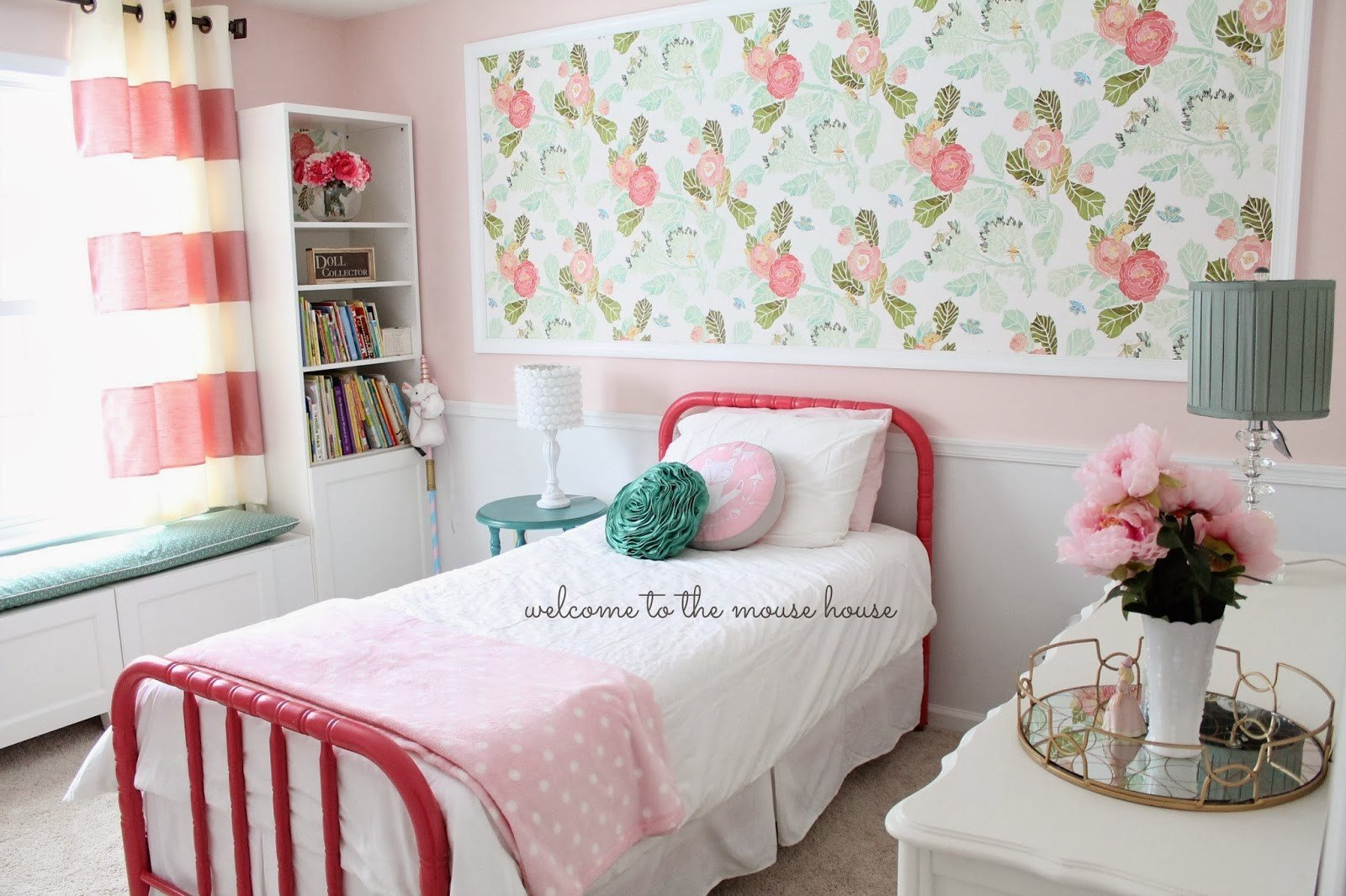Best Ainsley S Anthropologie Inspired Bedroom With Pictures
