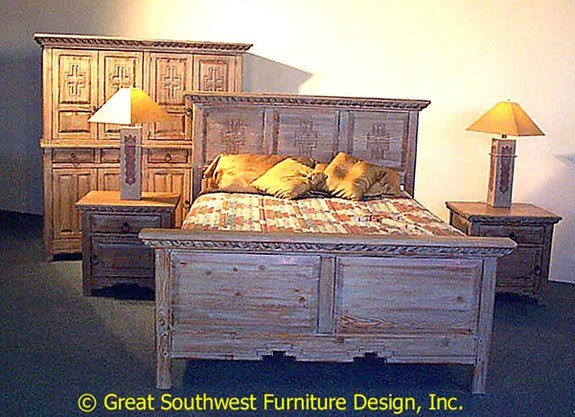 Best Southwestern Furniture Mission Bedroom Furniture Collection With Pictures