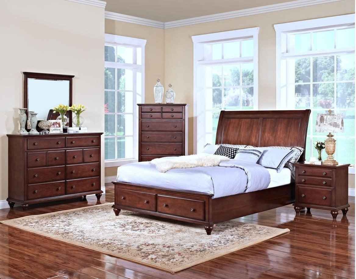 Best Modern Eastern King Size Bed Footboard Base Storage 2 With Pictures