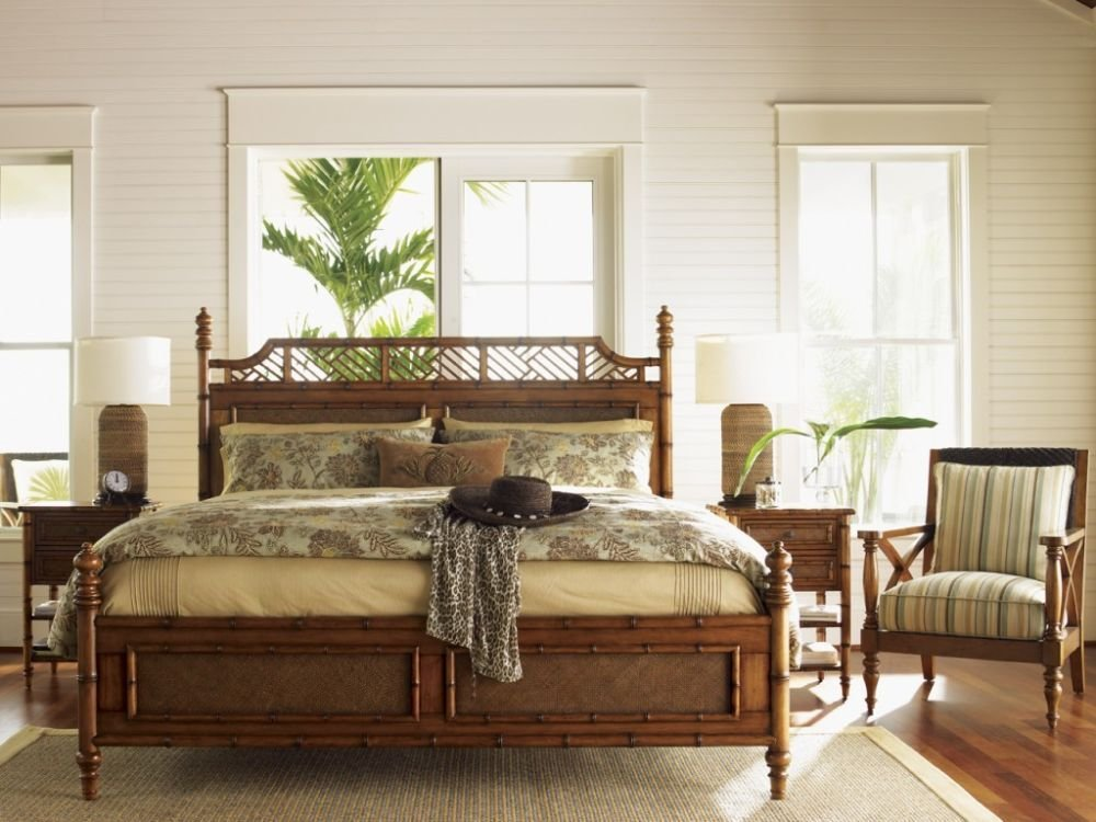 Best Stunning Tropical Bedroom Furniture That Affordable In With Pictures