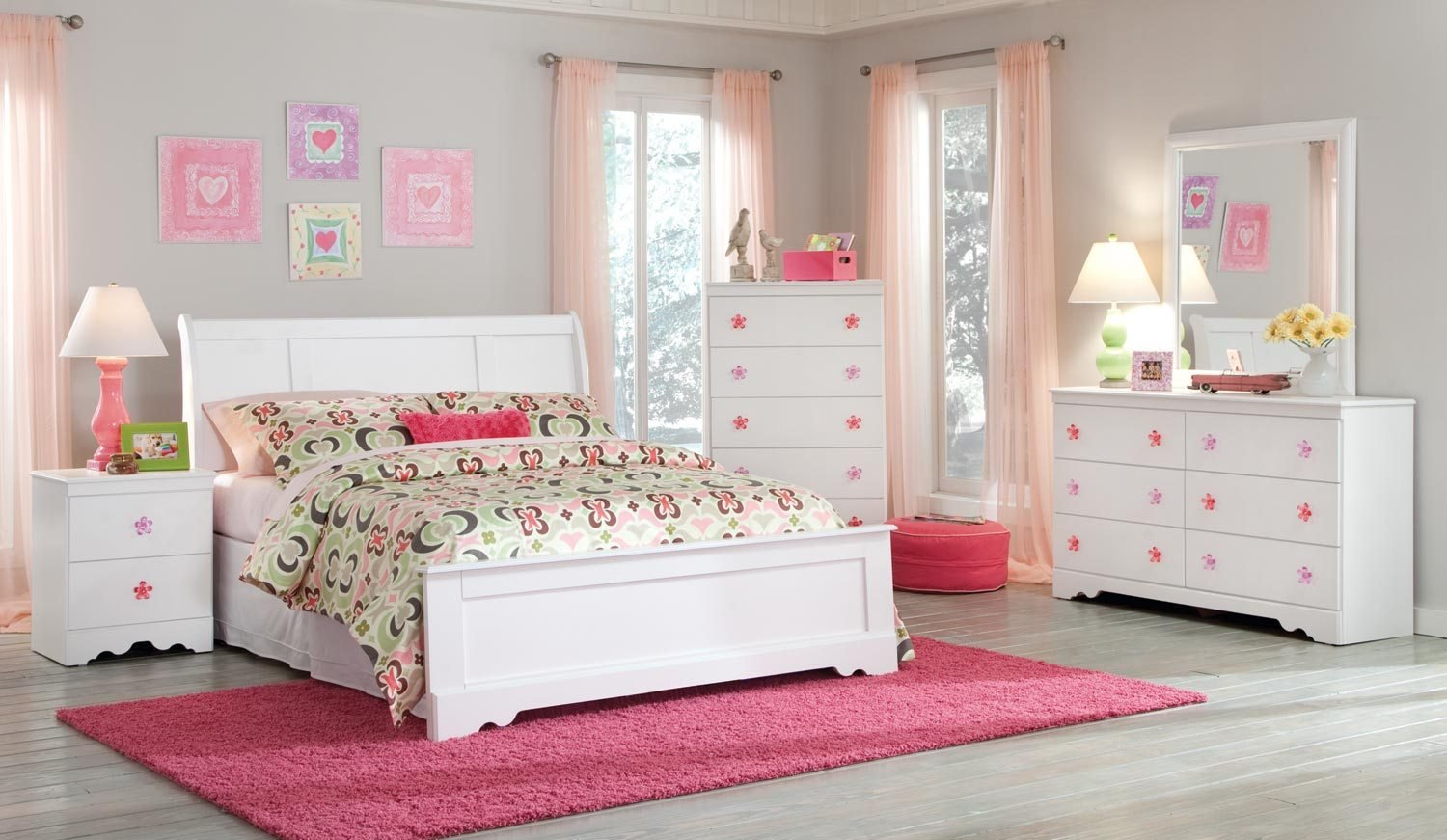Best Kith Furniture Savannah Sleigh Bedroom Set 269 Bed Set With Pictures