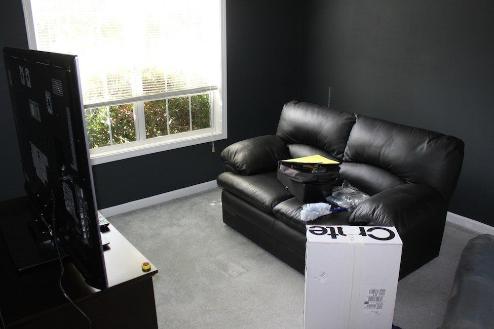 Best Converting A Spare Bedroom Into A Home Theater Home Theater Forum And Systems With Pictures