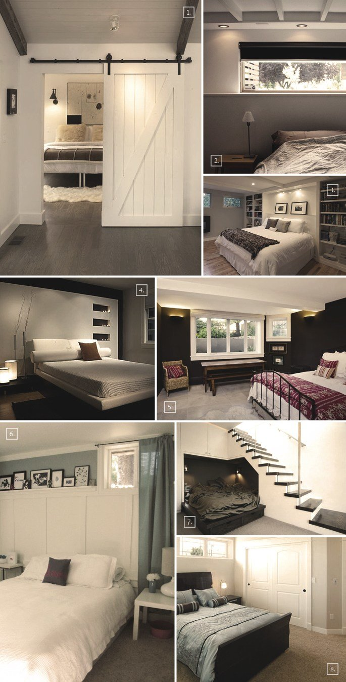 Best Turning A Basement Into A Bedroom Designs And Ideas With Pictures