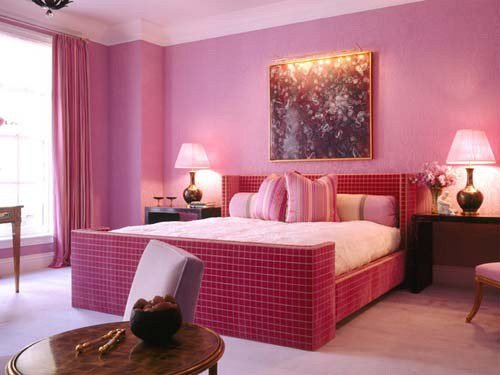 Best Pink Bedrooms For Adults With Pictures