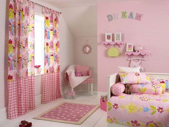 Best Curtains For Kids Bedroom With Pictures