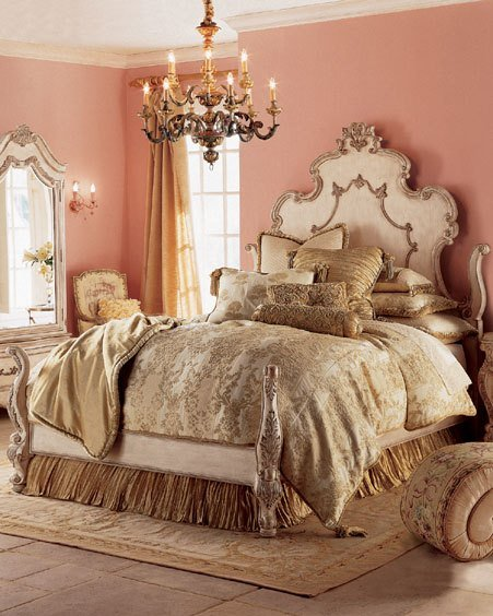 Best Beautiful Romantic Bedroom Furniture With Pictures