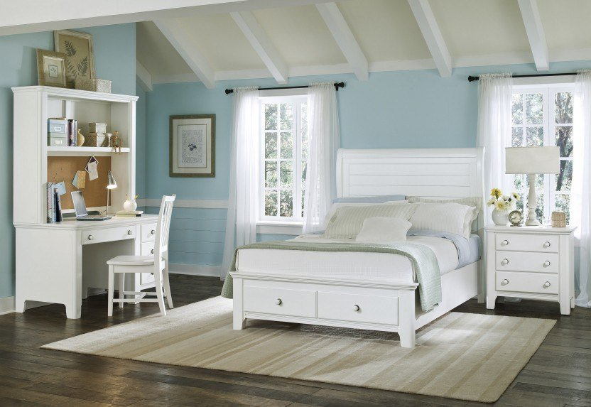 Best White Childrens Bedroom Furniture With Pictures