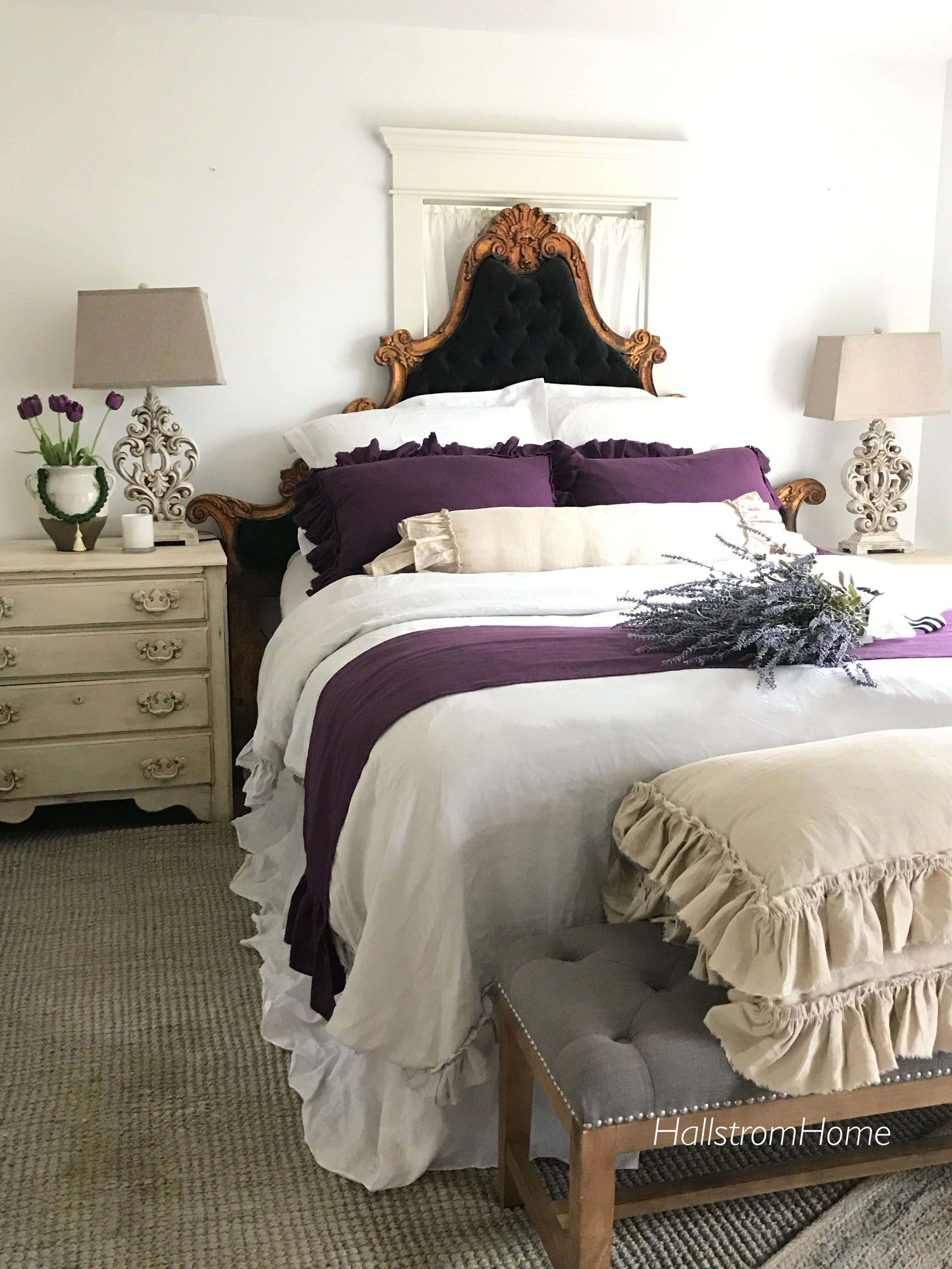 Best Romantic Shabby Chic Bedroom Ideas Hallstrom Home With Pictures