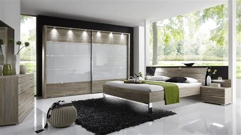 Best Stylform Eos Wood Glass Contemporary Bedroom Furniture Set Head2Bed Uk With Pictures