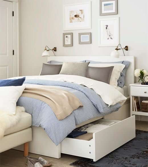 Best Ikea Bedroom Furniture Beds Home Decor Ideas With Pictures