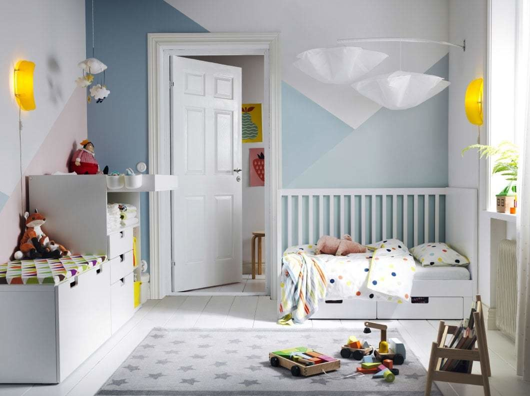 Best A Fresh Look For A First Bedroom Ikea With Pictures