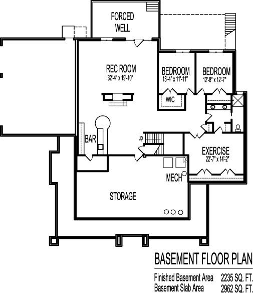 Best 2 Bedroom Single Level House Plans Designs One Floor With With Pictures