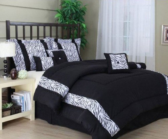 Best Zebra Bedding Sheet For Bedroom Interior Designing Ideas With Pictures