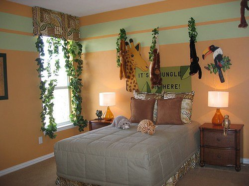 Best How To Decorate Safari Themed Bedroom – Interior Designing With Pictures