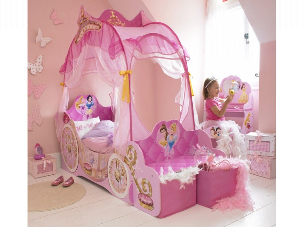 Best Disney Canopy Beds – Interior Designing Ideas With Pictures