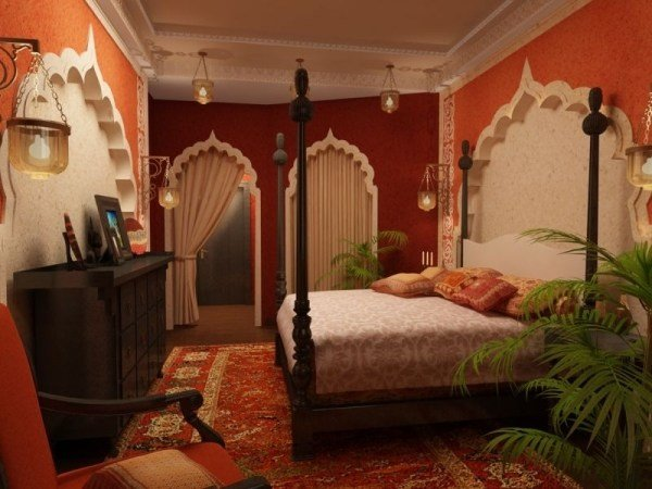 Best Bedroom In Indian Style Interiorholic Com With Pictures