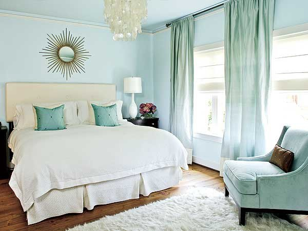 Best Stylish Blue Color Schemes For Bedrooms Interiorholic Com With Pictures