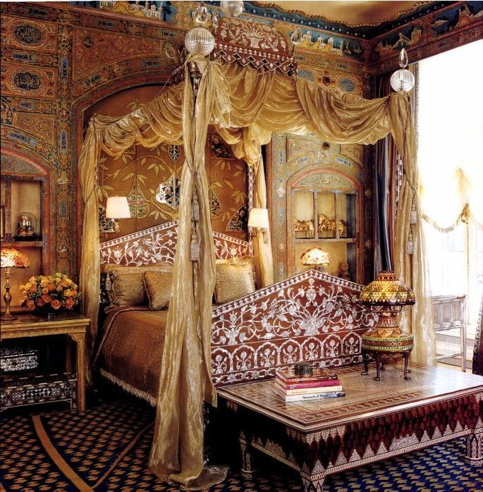 Best Ann Getty S Turkish Bedroom Interiors By Color With Pictures