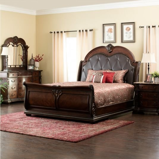 Best Coventry Bedroom Collection Jerome S Furniture With Pictures