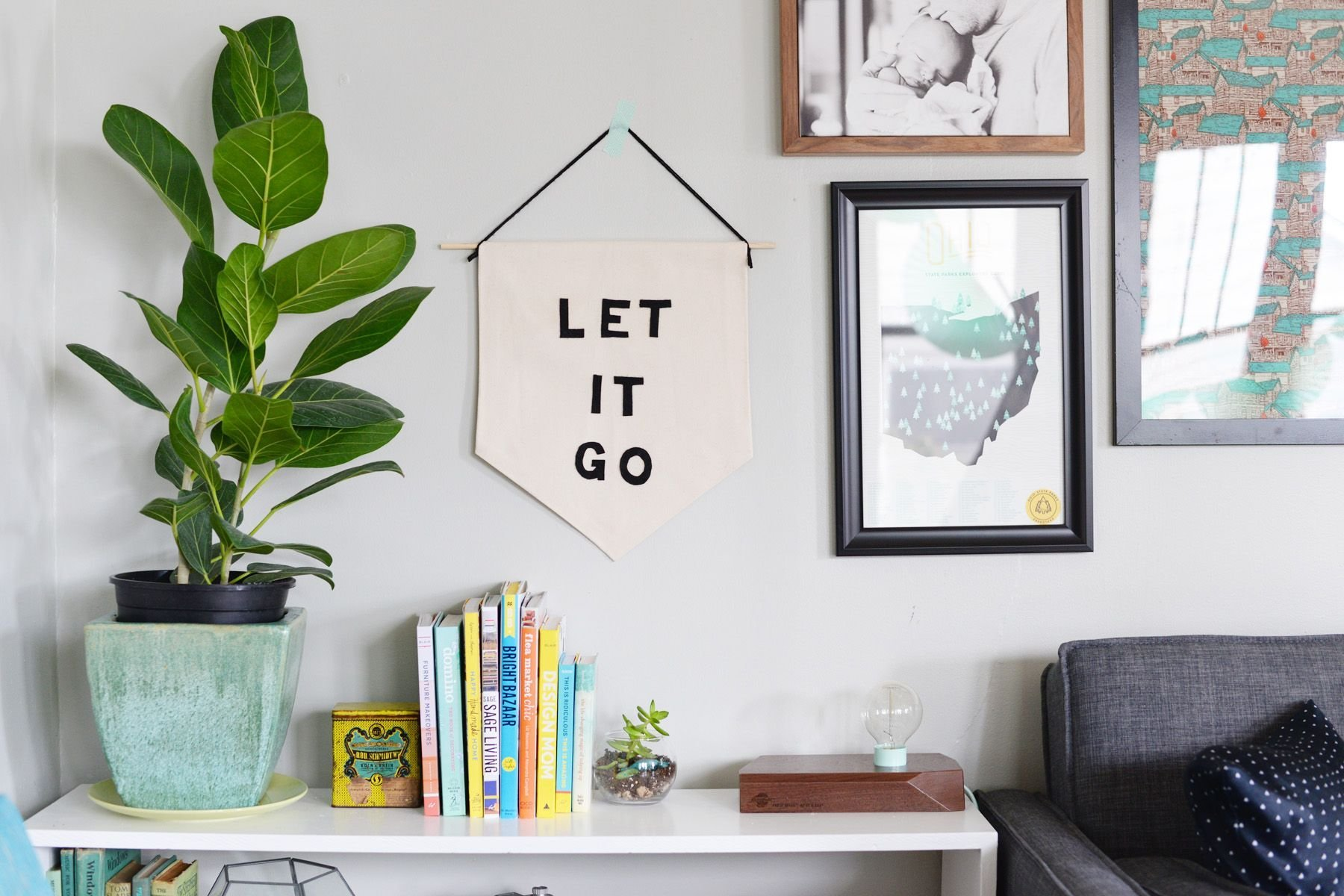 Best Diy Wall Decor Ideas You Can Do In Less Than Hour Bedroom With Pictures