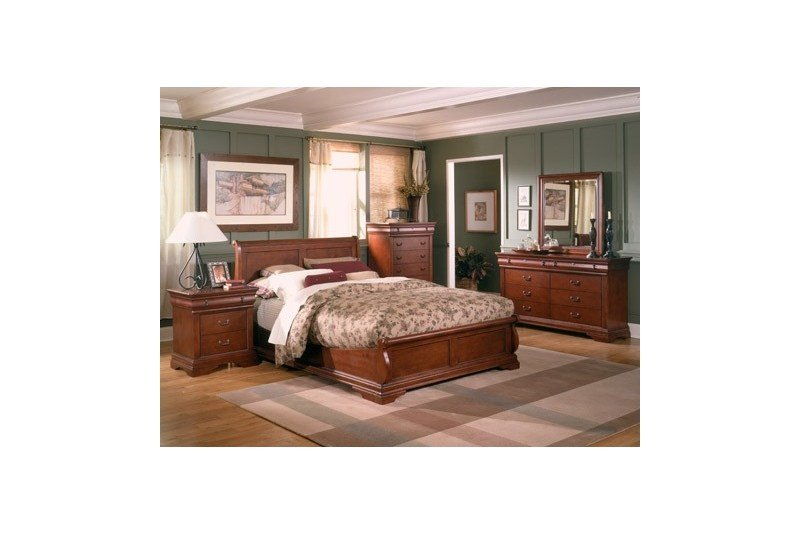 Best Nicolet Platform Bedroom Suite Ken S Furniture And With Pictures