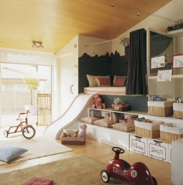 Best 35 Cool Kids Loft Beds Kidsomania With Pictures
