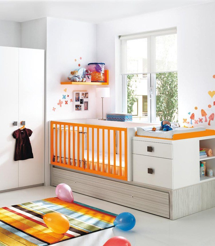 Best New Baby Nursery And Kids Room Furniture From Kibuc Kidsomania With Pictures