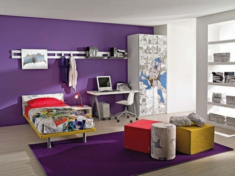 Best 20 Purple Kids Room Design Ideas Kidsomania With Pictures
