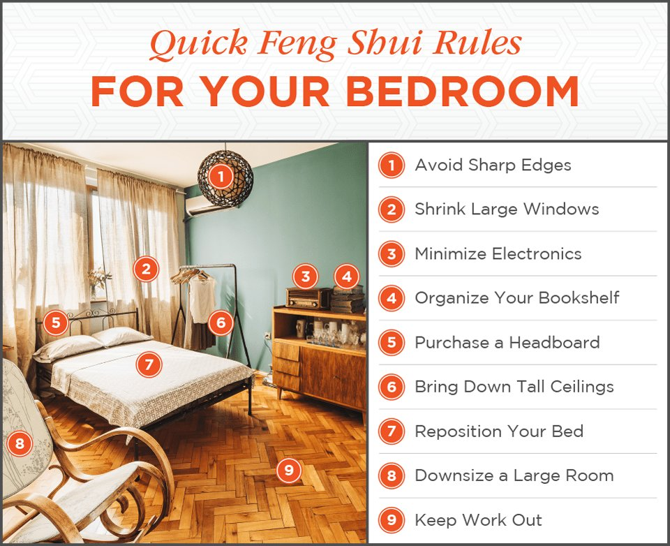 Best Feng Shui Your Bedroom With Pictures