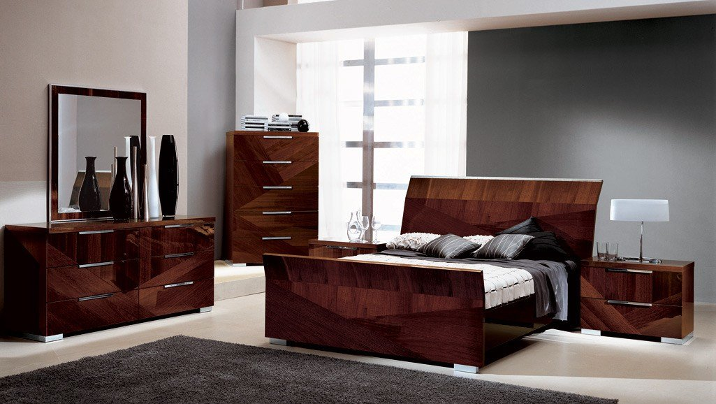 Best Modern Italian Lacquer Bed Capri With Pictures