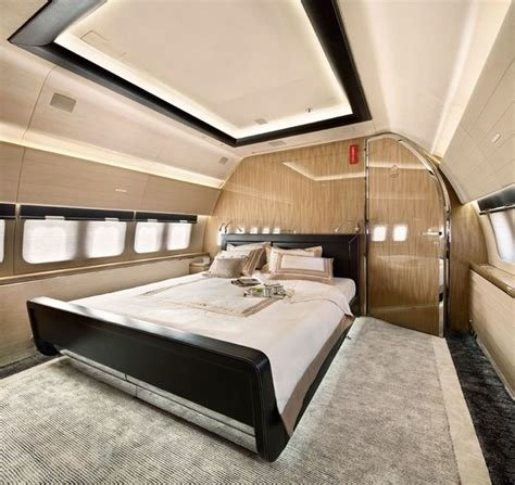 Best 17 Of The Most Beautiful Private Jets Interiors In 2013 With Pictures
