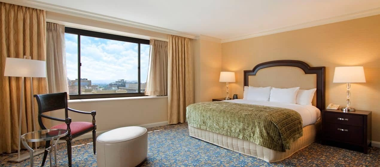 Best District Hotel Washington Dc Capital Hilton Amenities With Pictures