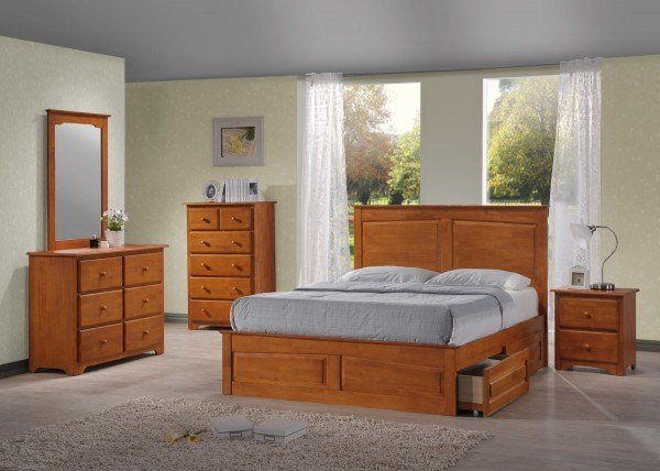 Best 5 Piece Bedroom Sets Platform Beds Youth Beds Bunk Beds Under Bed Storage Drawers And Much More With Pictures
