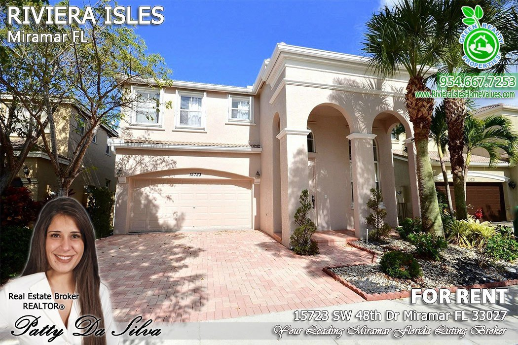 Best For Rent 4 Bedroom Home In Riviera Isles Miramar Fl With Pictures
