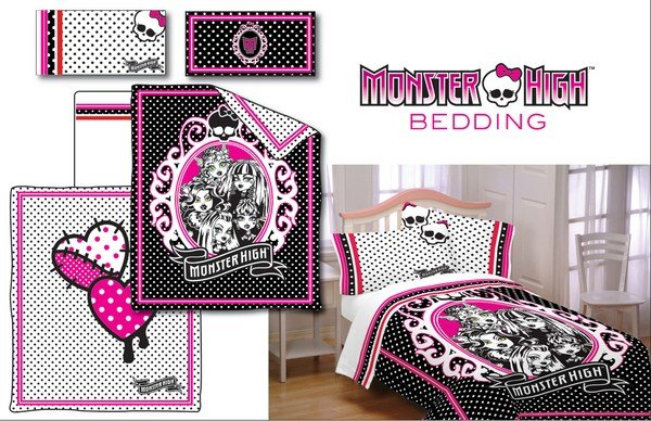 Best Monster High Bedding Coming Soon Or Not Monster High With Pictures