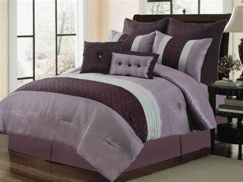 Best Bedroom Extraordinary Decor Purple Gray Dark Purpl On With Pictures