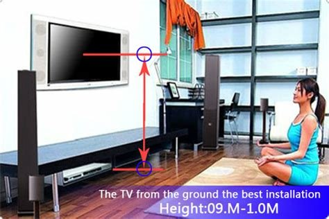 Best The Perfect Position Wall Mounting Guide For Your Tv Ace With Pictures