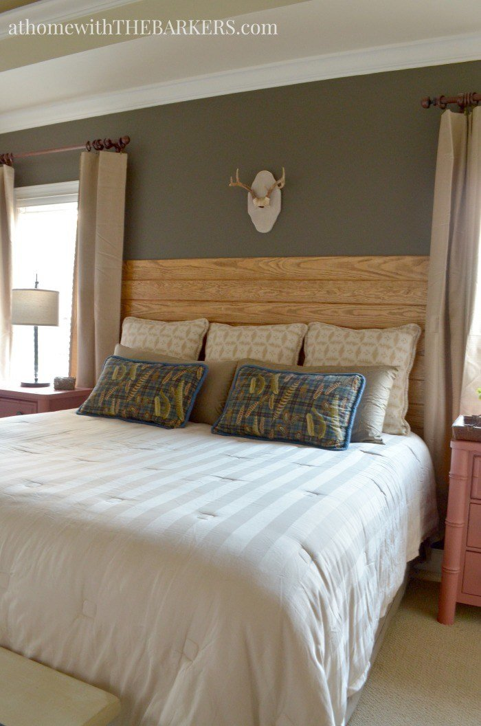 Best Master Bedroom Makeover Update At Home With The Barkers With Pictures