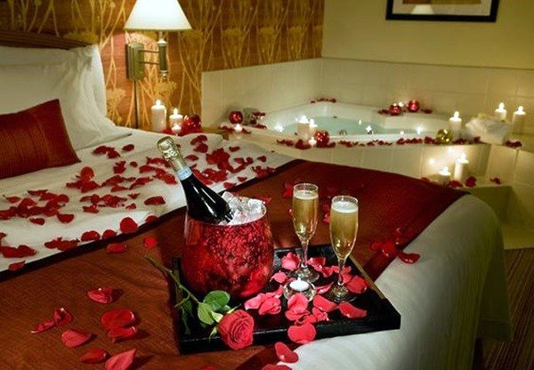 Best 40 Wedding First Night Bed Decoration Ideas Bored Art With Pictures