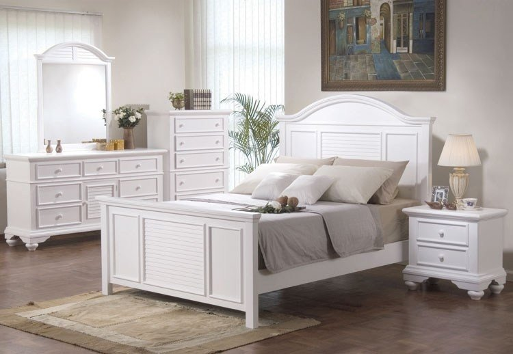 Best All White Bedroom Set With Pictures