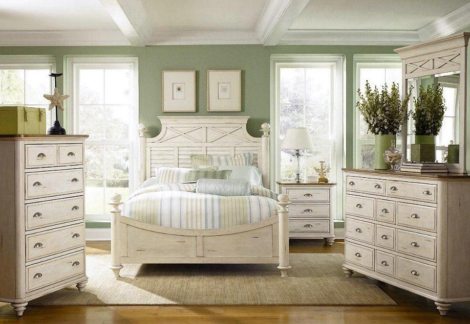 Best White Distressed Bedroom Furniture With Pictures