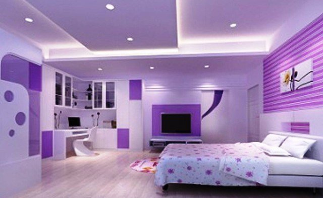 Best 10 Most Attractive Paint Colors For Your Bedrooms With Pictures