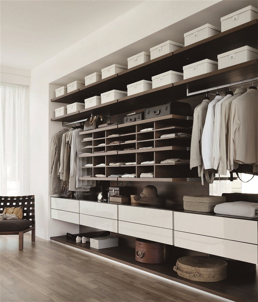 Best 10 Walk In Closets For A Luxury Bedroom – Bedroom Ideas With Pictures