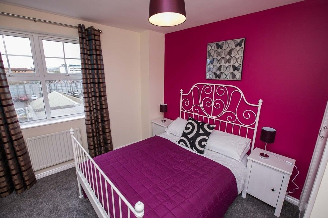 Best Belfast Short Lettings 2 Double Bedroom Apartment With Pictures
