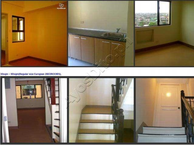 Best 40Sqm 1 Bedroom Loft Type Condo For Sale In Pasig No With Pictures Original 1024 x 768