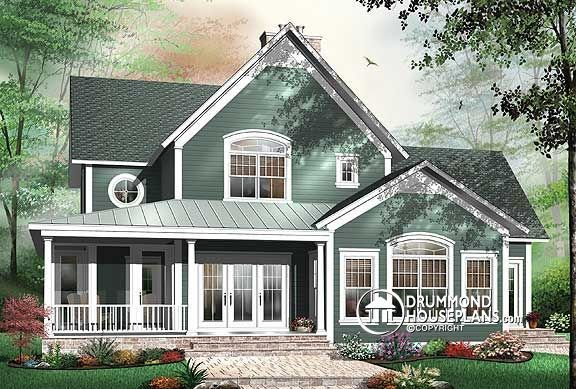 Best Perfect 4 Bedroom House Plans Blended Families Drummond With Pictures