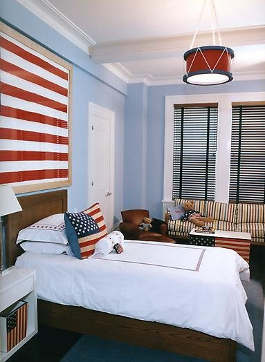 Best My Favorite Finds Red White And Blue Bedrooms Down Time With Pictures